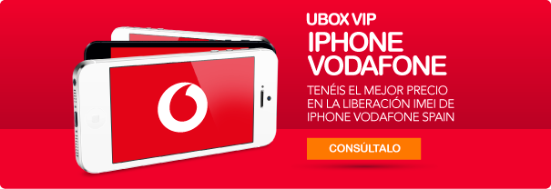 Libera tu móvil, Ubox Server, liberar móviles